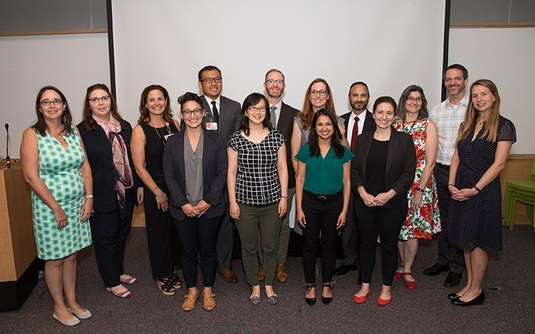New Members Class of 2019; photo by Elisabeth Fall